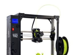 LulzBot TAZ 6 3D Printer Review & Price