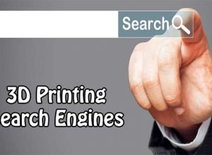 3D Printing Search Engines