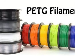 PETG Filament For 3D Printing