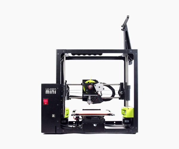 17. Lulzbot Mini Desktop 3D Printer Review