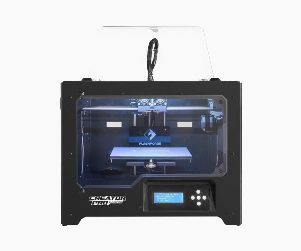 13. Flashforge creator pro 3D Printer kit