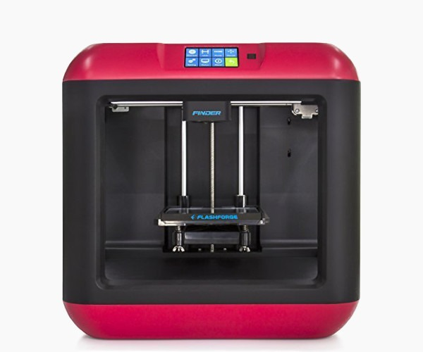 7. FlashForge Finder - Best Budget 3D Printer