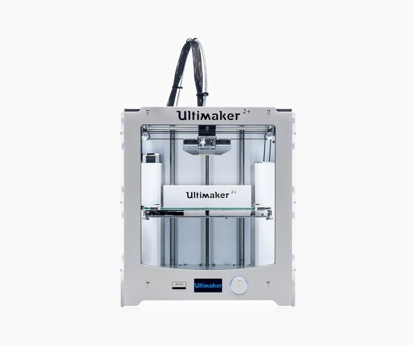 20. Ultimaker 2+ 3D Printer Review