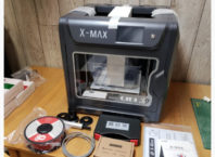 QIDI TECH X-Max 3D Printer Review (QDMAX201905)
