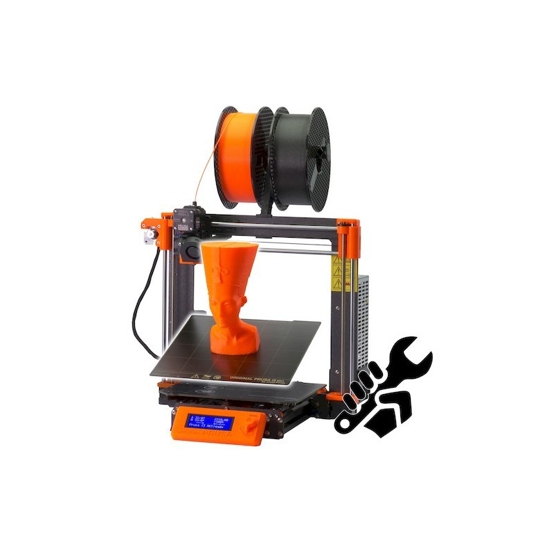 Prusa 3d printer Advanced Features Abound